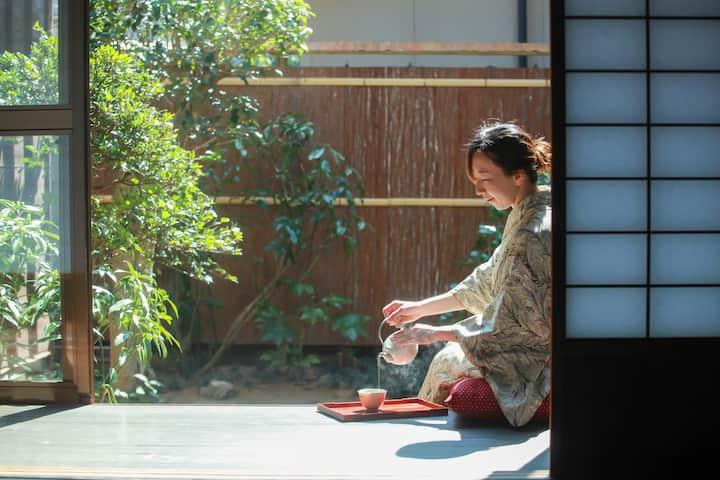 【Traditional house】Tsunagian/with beautiful garden
