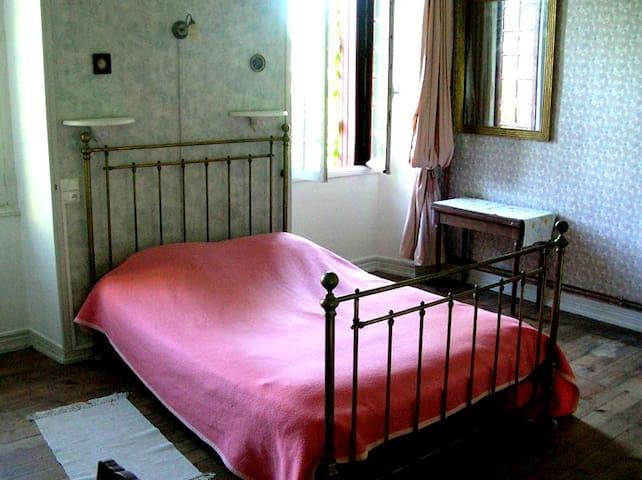 Chambre Double + Petit Déjeuner - Birac - Bed & Breakfast