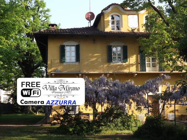 Villa Mirano B&B Blue Room - Piossasco