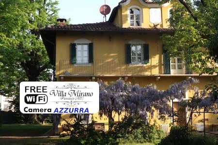 Villa Mirano B&B Blue Room - Piossasco - Bed & Breakfast