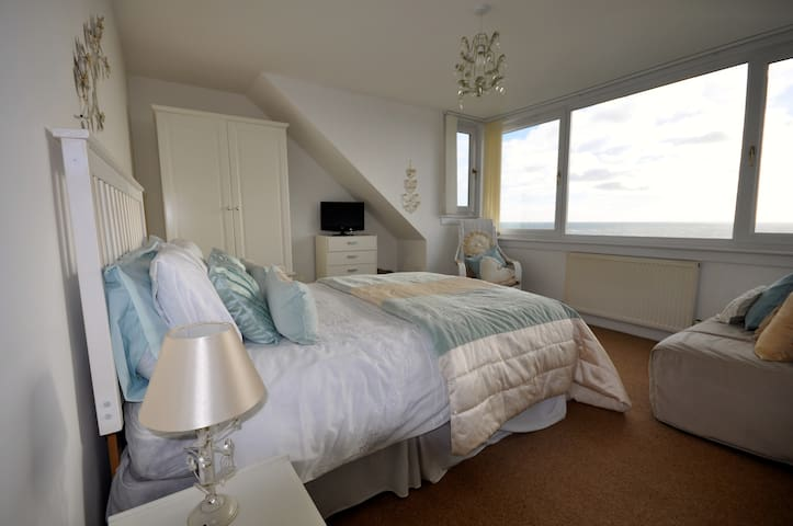 Front Ensuite Bedroom  with  View