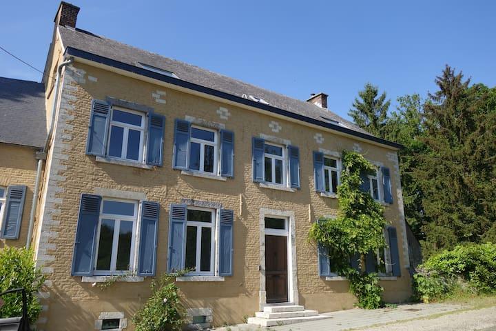 Chambre à louer - 1 lit double - Jauchelette - Dům