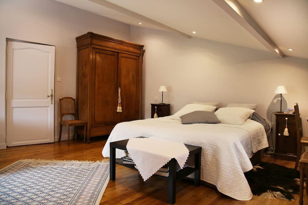La chambre du mûrier