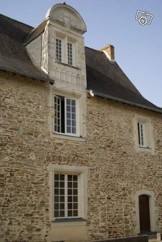 Logis du XVIIè/XVIIIè en Anjou - Bouillé-Ménard - บ้าน