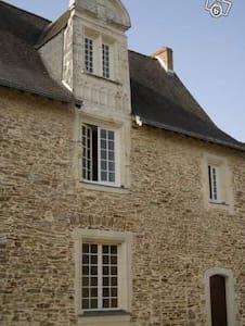 Logis du XVIIè/XVIIIè en Anjou - Bouillé-Ménard - Ev