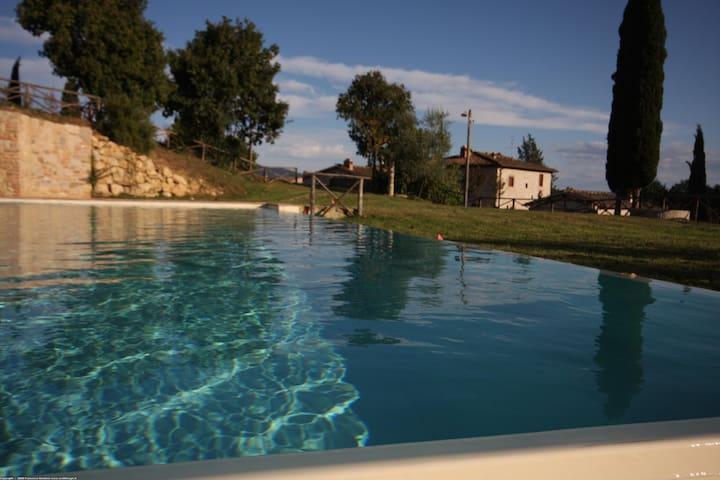 """Borgo Bottaia """"L'Angolo"""" 4 persone - Grassina Ponte - Apartamento"""