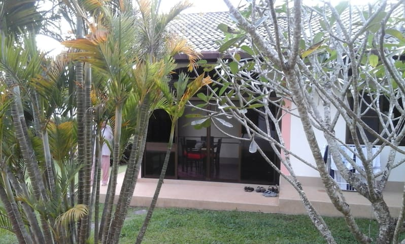 The Bougainvilliers 2 - Rawai - Casa