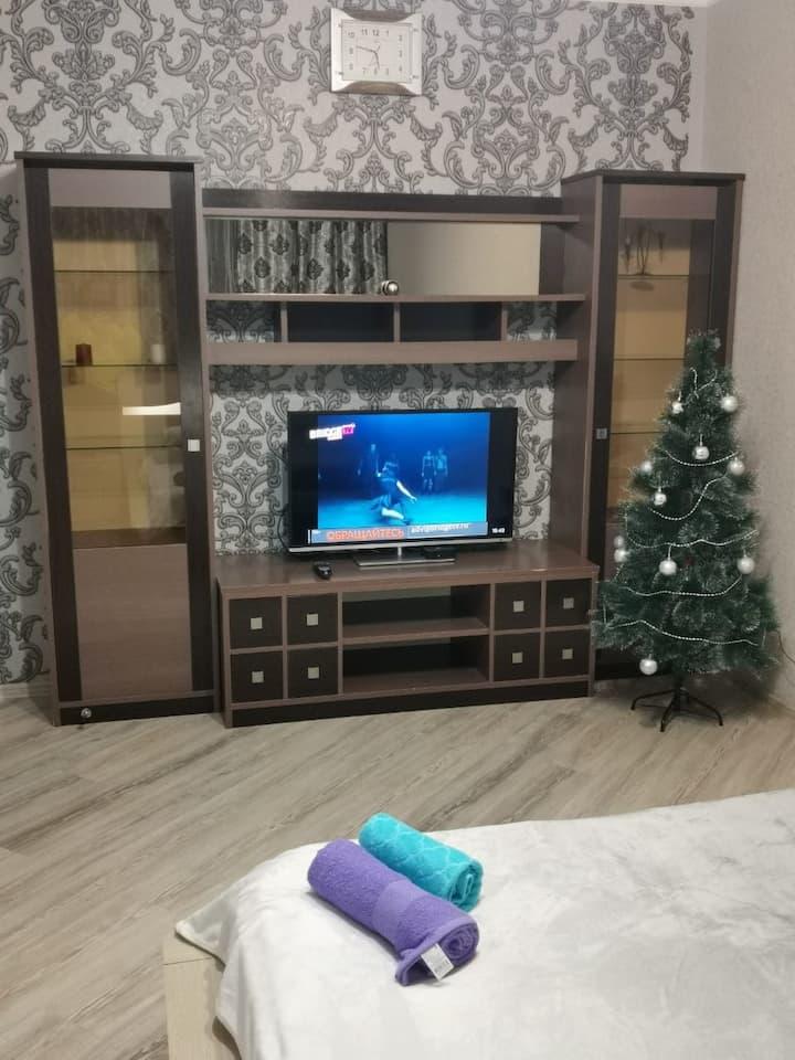 Уютная 2х- комнатная квартира