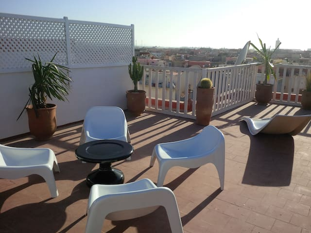 Appartement-terrasse tout confort - Essaouira - Lägenhet