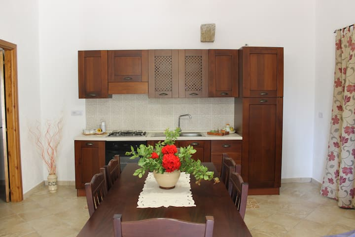 Casa Vacanze La Cupa - tiggiano - Leilighet