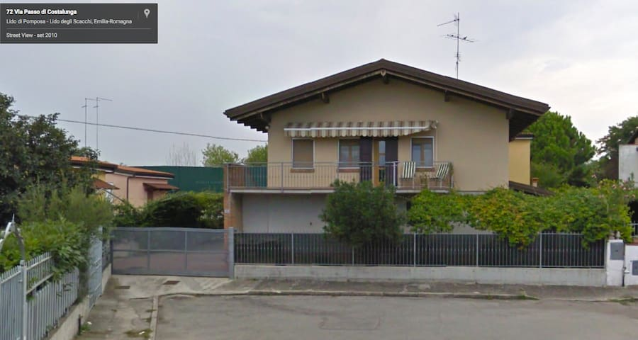 Casa con giardino - Lido di Pomposa - House