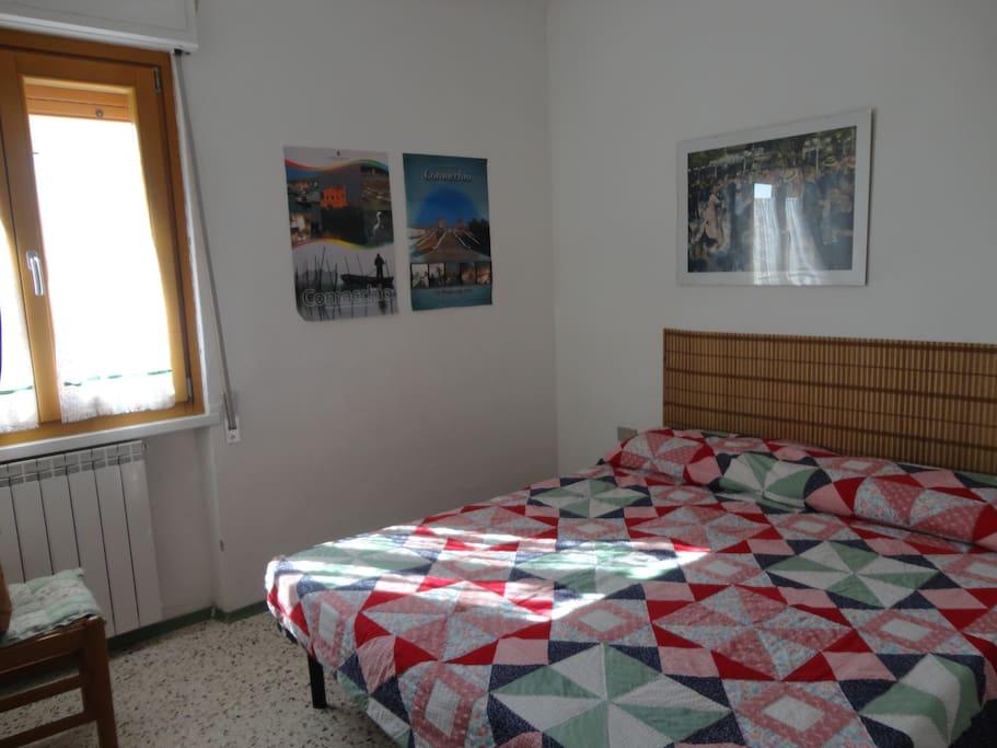 camera matrimoniale 2 / possibile anche dividere i letti in 2 singoli