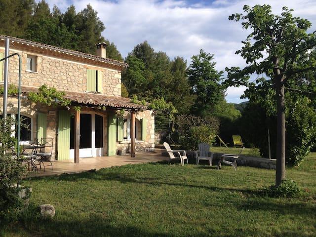 maison de charme  - Moustiers-Sainte-Marie - Casa