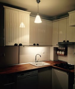 Osmanbey Duplex Apartmant - İstanbul - Leilighet