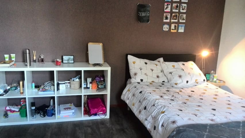 Cosy room close to citycenter with private terrace - Maastricht - Byt