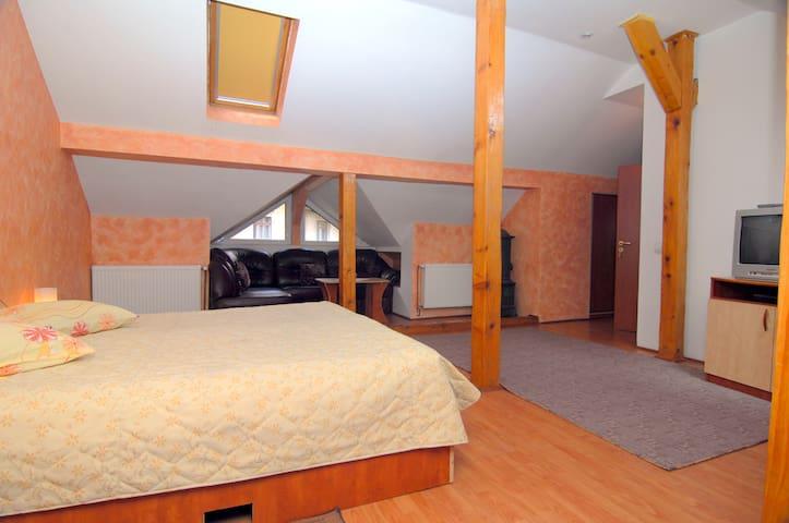 Comfort Family Room on Citadel Hill