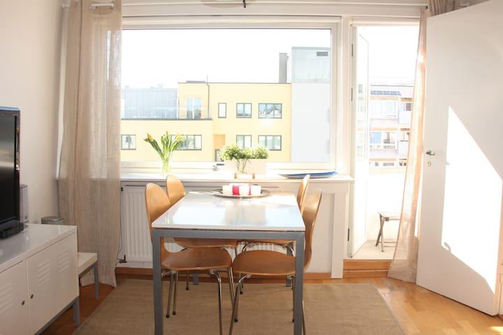 cute appartment in unique location - Oslo - Leilighet