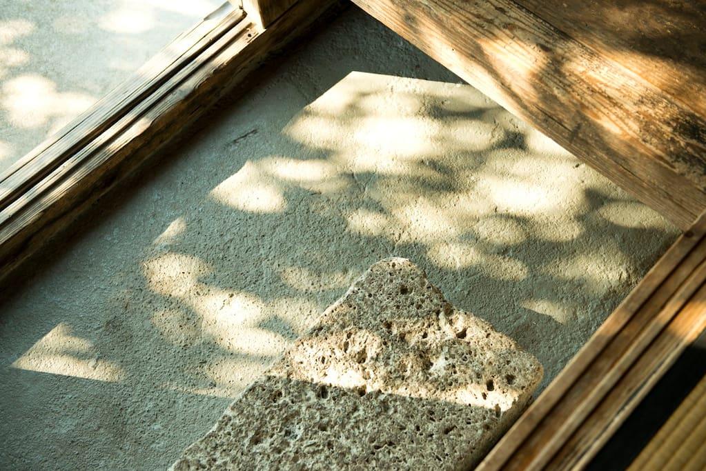 Sakuraの玄関