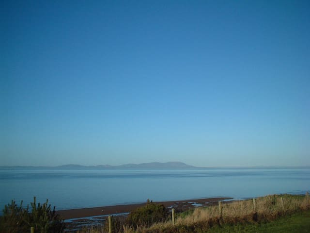 Private flat , Sea and Sunset views - Maryport - Appartement