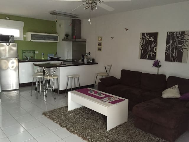 Appartement  tout confort Climatisé - Vauvert - Huoneisto