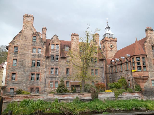 Historic Edinburgh, Dean Village