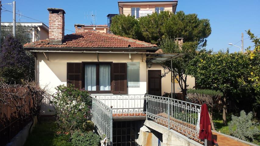 Family Villa in Riviera dei Fiori - Diano Marina - 別荘