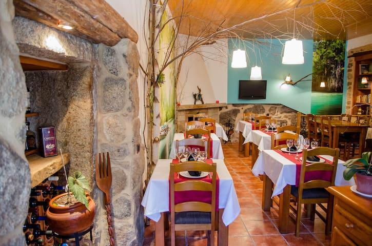 Aguamarina - Casa As Fontes - Ourense - House