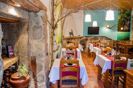 Aguamarina - Casa As Fontes - Ourense - Hus