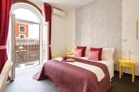'Relais 4 Fontane' Trevi Room