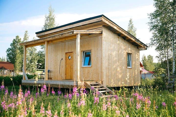 Уютный мини домик для двоих