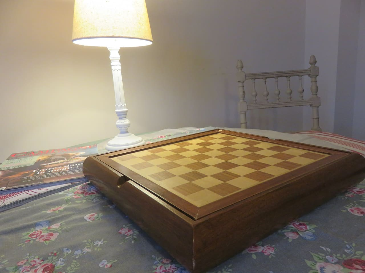 Fancy a game of chess?