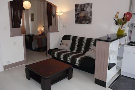 Appartement 36 m² plein centre - Bagnères-de-Luchon - Lägenhet