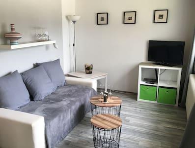Kleine Wohnung am Wald
