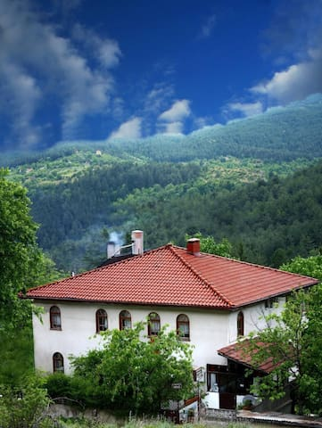 Safranbolu Çamlıca konağı Dağ evi