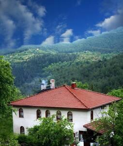 Safranbolu Çamlıca konağı Dağ evi - Safranbolu