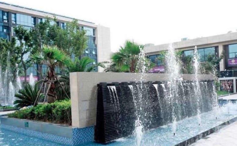 舟山精装酒店式公寓-近朱家尖普陀山沈家门 - 舟山 - Wohnung