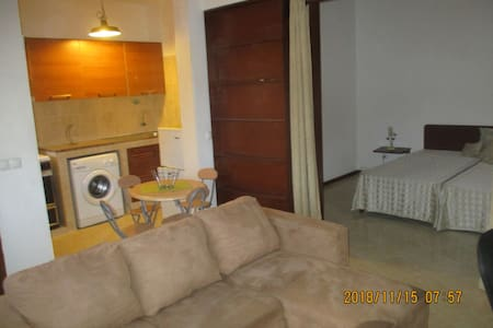 1 bedroom TTH  apartments espargos