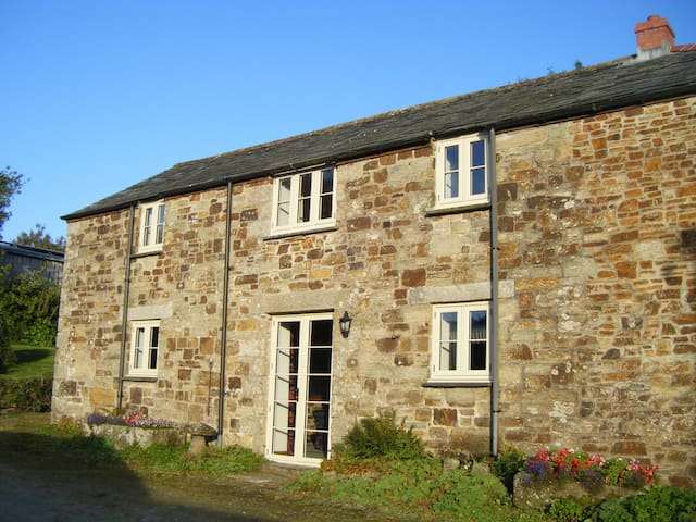 The Stable, Lidcutt Farm. PL30 5BD - Bodmin - Hus