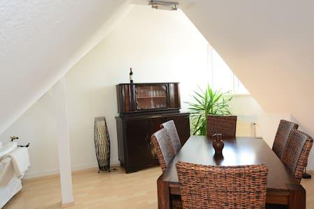 3 Zimmer-Maisonette-Wohnung  - Hannover