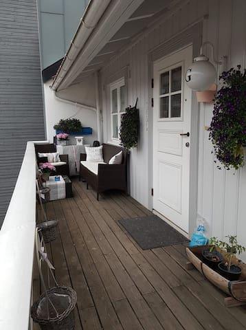 Koselig rom til leie i sentrum av Tønsberg