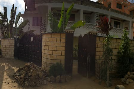 Nice Apartment, 2 Bedrooms,Courtyard,Parking Space - Mtwapa