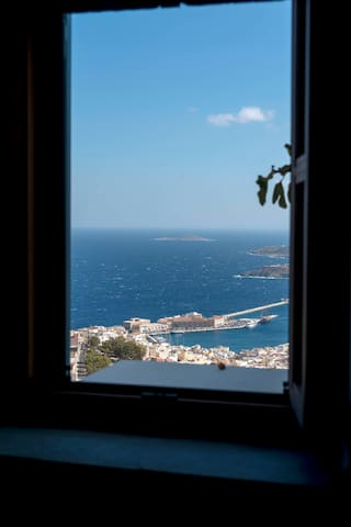Flight Double Room with Sea View - Wind Tales