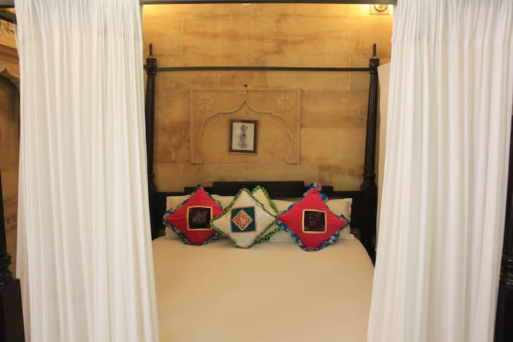 Heritage Suite in Jaisalmer Fort!