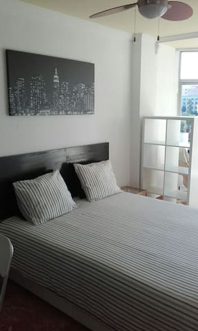 Nice studio with swimming pool - Son Caliu - Apartamento