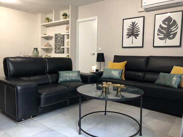 appartement centre de Sevilla+WIFI