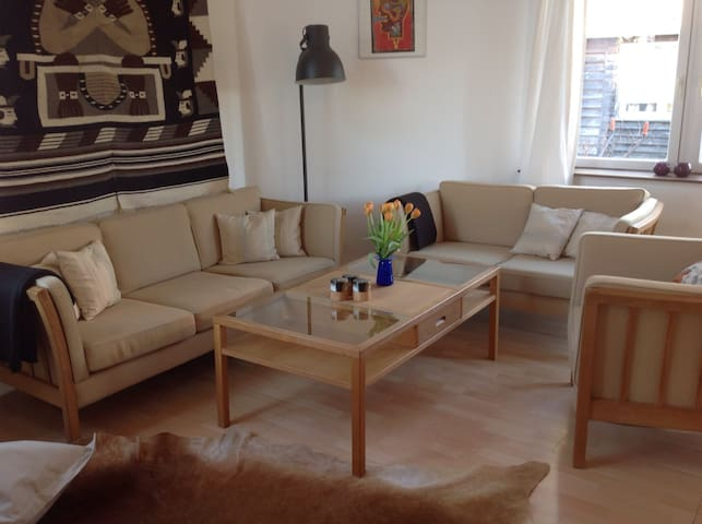 Cosy home, easy acces to city/metro - København - House