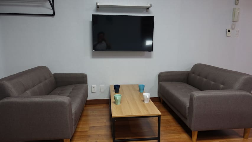 New! Clean&Cozy! 3minutes walk to Seoul Station