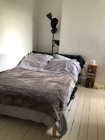Cosy Double room for one or two people