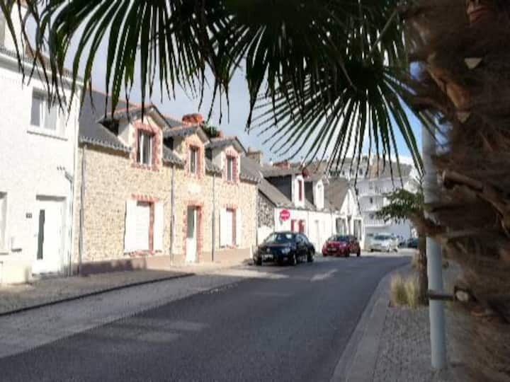 La Baule centre : villa ancienne rénovée 2020
