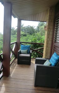 la suite enchantée - Abidjan - Bungalow